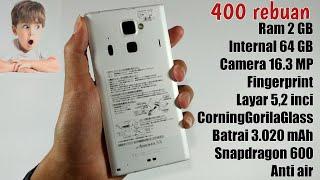 HP 400 rebuan internalnya 64 GB 😎 | Unboxing fujitsu arrows nx f-06e