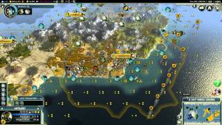 [11] Dominating the World w/ GaLm (Let's Play Sid Meiers Civilization V)
