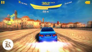 Asphalt 8 | BMW M3 Sedan Vs. B Class Elimination 32 Player Race !!