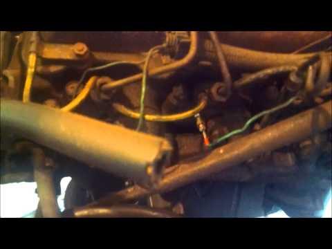 Unseizing a seized engine