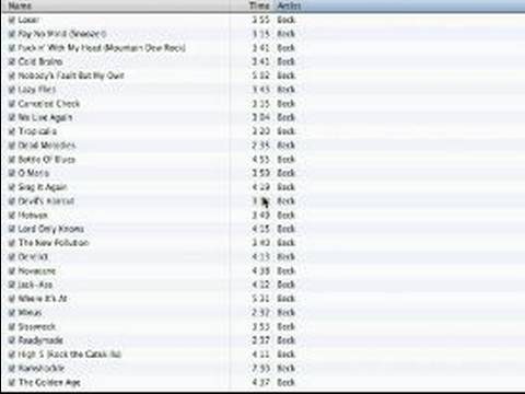 How to Use iTunes : How to Add Files to iTunes Library