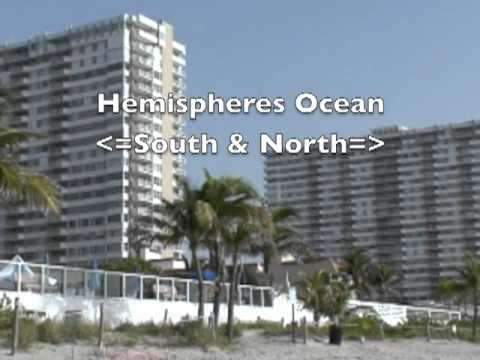 Hemispheres - Ocean South, Condos, Hallandale Beach FL