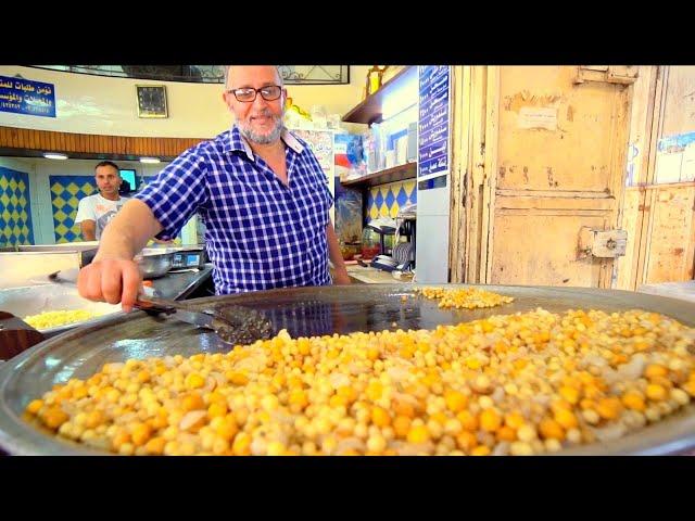 LEBANESE STREET FOOD  The Complete Street Food tour of TRIPOLI, LEBANON!