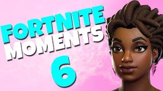 Fortnite Daily Funny and WTF Moments Ep. 6