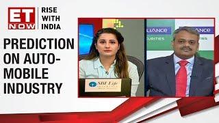 Naveen kulkarni of Reliance securities shares his outlook on automobile industry