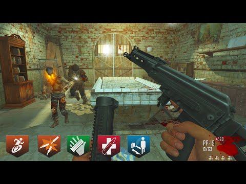 Download Mob Of Dead 2 0 Of Duty Zombies Clinic Of Evil Gameplay