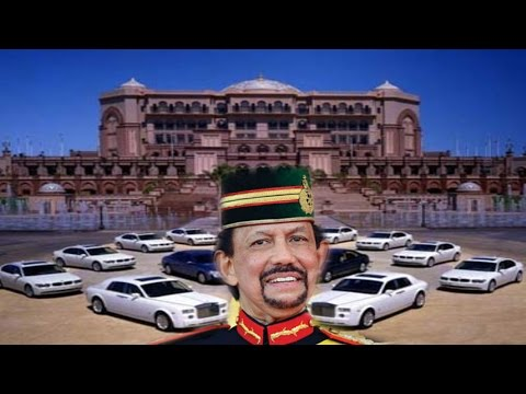 Sultan of Brunei & His 5,000 Car Collection