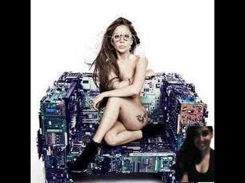 Lady Gaga Unveils Artwork For New Single From 'ARTPOP' Sexy Pictures! - my thoughts