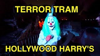 Terror Tram Hollywood Harry's  - Halloween Horror Nights 2018 (Universal Studios Hollywood, CA)