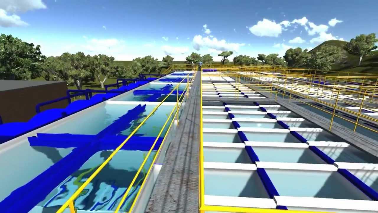Nueva planta de tratamiento de agua potable ptap san gil - Tratamiento del agua ...