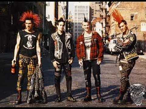 The Casualties - Made In N.Y,C Music Videos
