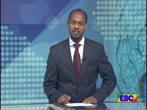 Latest Ethiopian News - EBC December 22, 2016