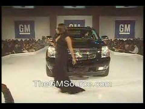 Oscar Winner Jennifer Hudson & The Cadillac Escalade Hybrid