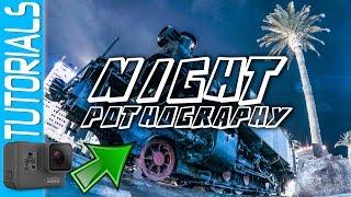 Fotografía Nocturna con GoPro Hero 5 Black