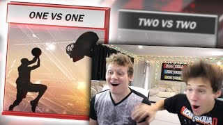 CRAZY BLACKTOP 1v1s VS JESSER! NBA 2K18