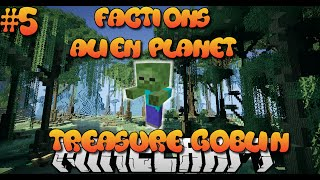 Minecraft faction ep 18 cosmic pvp iron golem king boss hmongzone