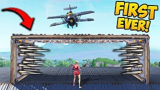 FIRST EVER PLANE TRAP! *INSANE* - Fortnite Funny Fails and WTF Moments! #404