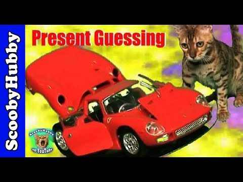 Cat Clips #60--Present Guessing
