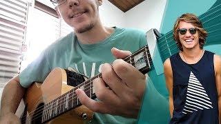 download musica O SOL - Vitor Kley -- Violão Instrumental com letra e cifra - Karaokê Acústico