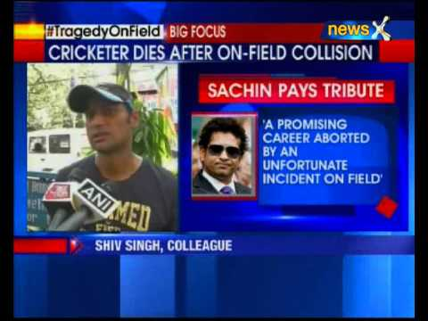 Tragedy struck Indian cricket on Monday when a 20-year-old player died as a result of a freakish on-field collision with a teammate during a club match in Kolkata. Four months after Australia...