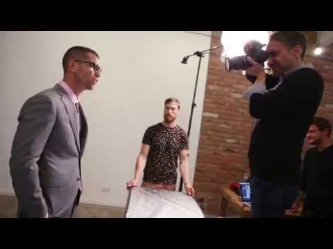 Making Of: Majk Spirit   Esquire - Man Of The Year video
