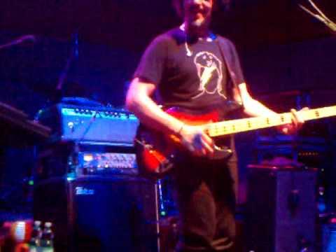 Max Gazzè Bass Solo (F.B.I Club)
