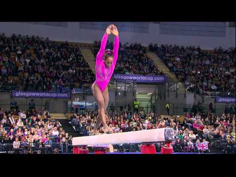 Elizabeth Price (USA) Beam