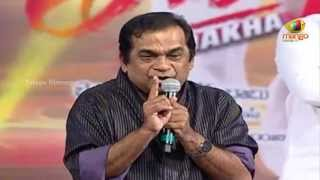 Tadakha - Brahmanandam Most Funny Speech - Thadaka Audio Launch / Tadaka / Tadakha / Thadakha