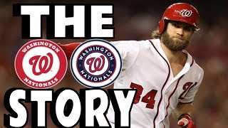 The Tragic Story Of The Washington Nationals