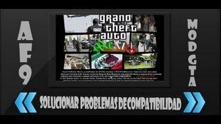 Solucionar problemas de compatibilidad en GTA Mexico City