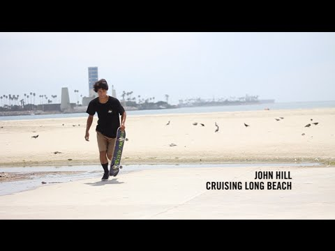 John Hill cruising Long Beach