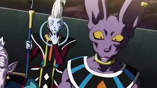 Goku Limit Breaker VS Jiren Full (dbs épisode 109-110)
