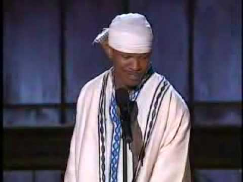 Def Jam Poetry - Jamie Foxx