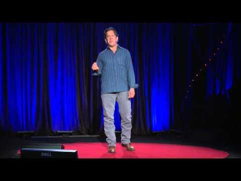 Dan Whitman at TEDxSF (7 Billion Well)