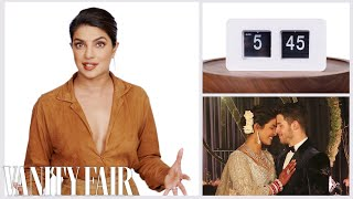 Everything Priyanka Chopra Does in a Day | Vanity Fair