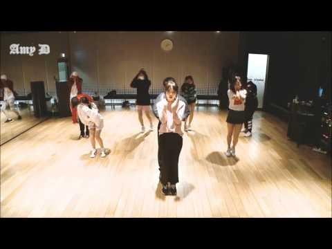 AKMU   'Re Bye' Mirrored Dance Practice