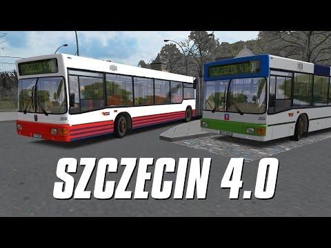 OMSI 2 - Szczecin 4.0 - Line 58: Gocław - Stocznia Szczecińska