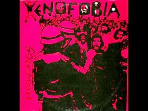 Xenofobia - Presionados (FULL ALBUM) 1989