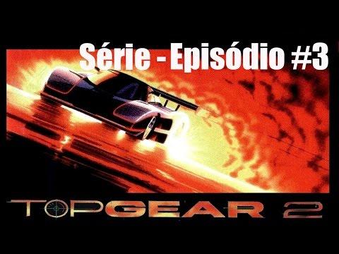 Top Gear 2 - Game de corrida clássico