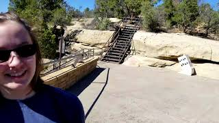 Traveling to Mesa Verde National Park! | Travel America Vlogs