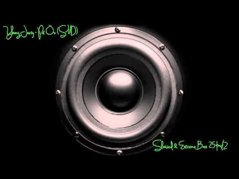 Young Jeezy - Put On (SMD) - Slowed &  [Low  Bass 25Hz]