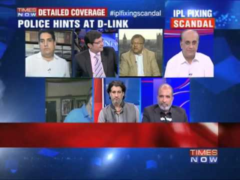 The Newshour Debate: Will BCCI take action against the 3 players? (Part 3 of 4)