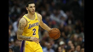 Lonzo Ball BEST Plays of 2018-19 Season