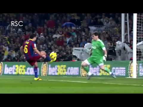 Xavi Hernandez - The Legend | HD