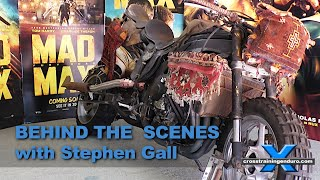 MAD MAX FURY ROAD R1 STUNT BIKE: presented by Stephen Gall