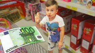 Alex si 100 de Euro la Jumbo | Grecia / Rhodes