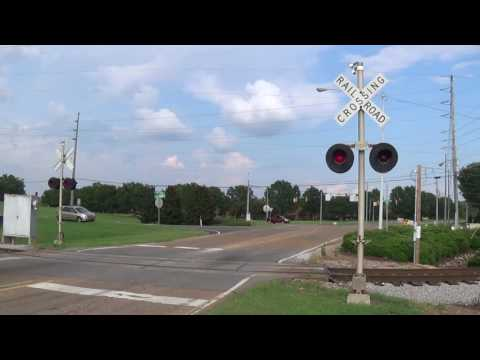 James Record Road Railroad Crossing Times Out