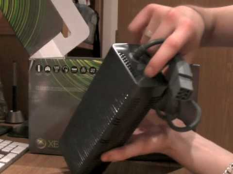 Xbox 360 Elite - Unboxing Video