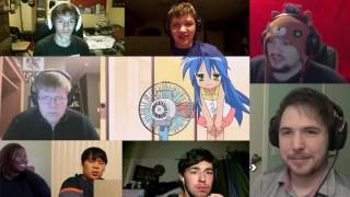 Try not to Laugh (Anime) #3 REACTION MASHUP