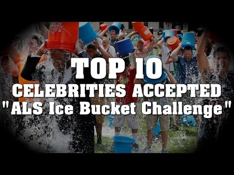 Top 10 Celebrities accepted